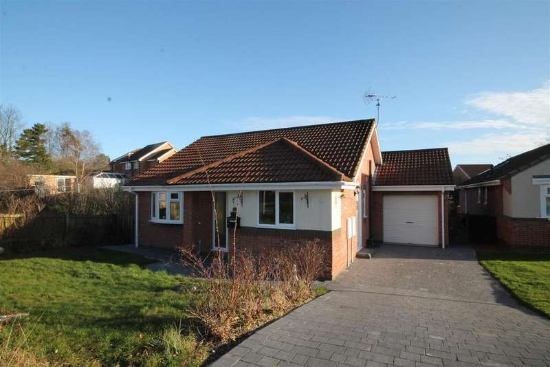3 Bedrooms Detached Bungalow for sale in Beechburn Park, Crook
