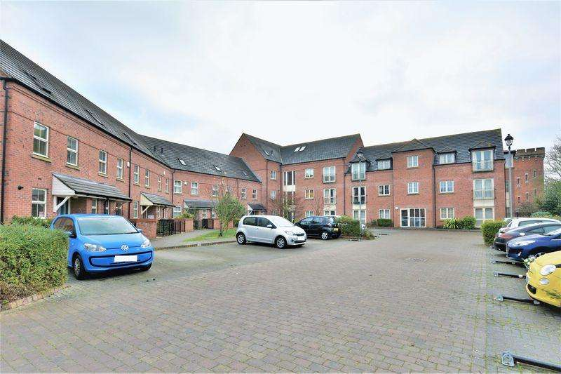 1 Bedroom Apartment Flat for sale in The Pavilion, Burton Road, Lincoln