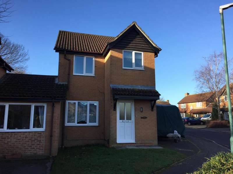 3 Bedrooms Link Detached House for sale in Trentham Avenue, Bournemouth, BH7