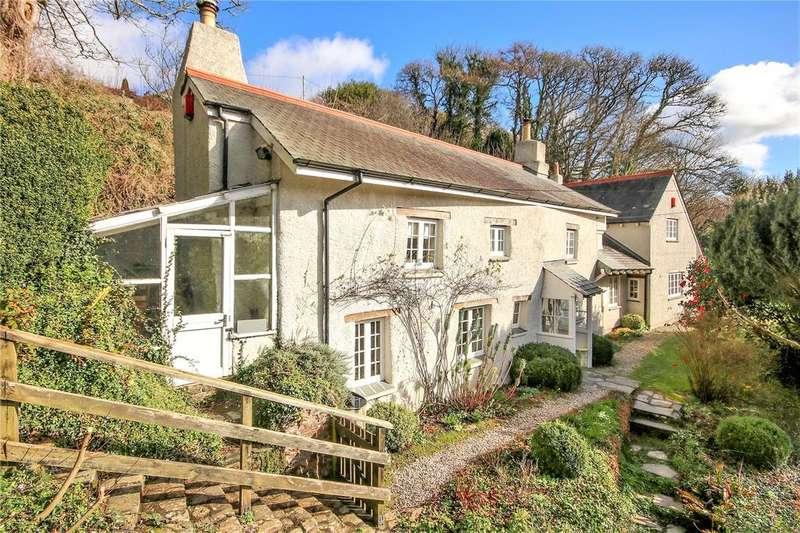 3 Bedrooms Detached House for sale in Woodleigh, Kingsbridge, Devon, TQ7