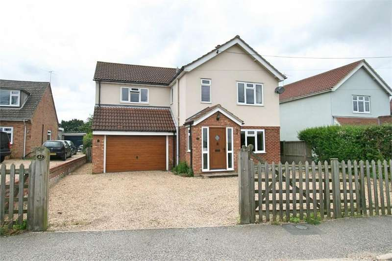 4 Bedrooms Detached House for sale in Birch Street, Birch, Colchester, Essex