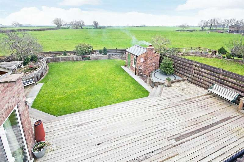 4 Bedrooms Detached House for sale in The Old Post Office, Main Street, Colton, Tadcaster, North Yorkshire