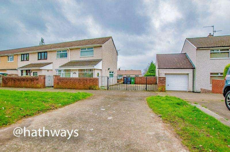 2 Bedrooms Terraced House for sale in Brynhyfryd, Croesyceiliog