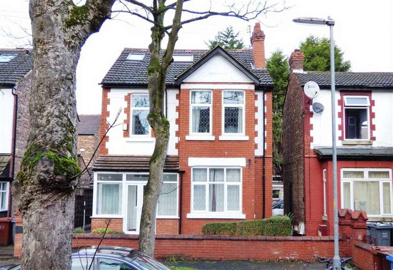 7 Bedrooms Detached House for sale in Linden Grove, Fallowfield, Manchester, M14