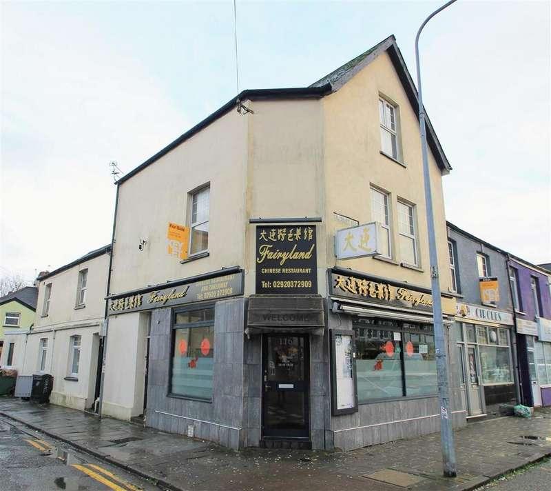 6 Bedrooms Maisonette Flat for sale in Salisbury Road, Cardiff