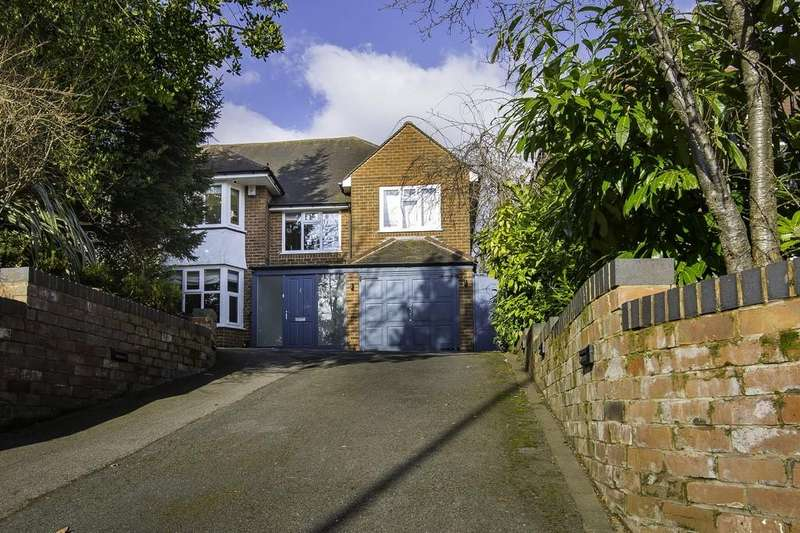 4 Bedrooms Semi Detached House for sale in St James Road, Edgbaston, B15 2LX