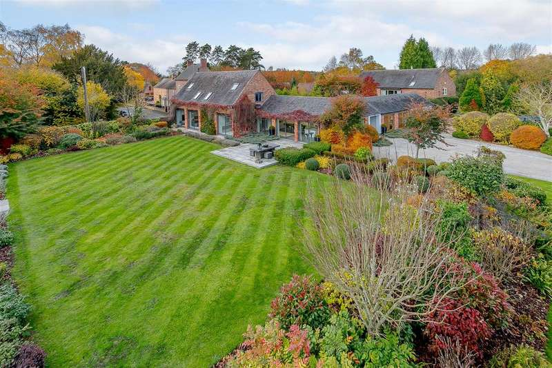 4 Bedrooms Detached House for sale in Goatham Lane, Osbaston, Nuneaton