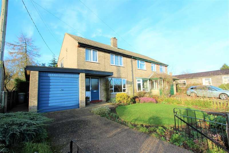 3 Bedrooms Semi Detached House for sale in South Street, Scamblesby, Louth, LN11 9XF