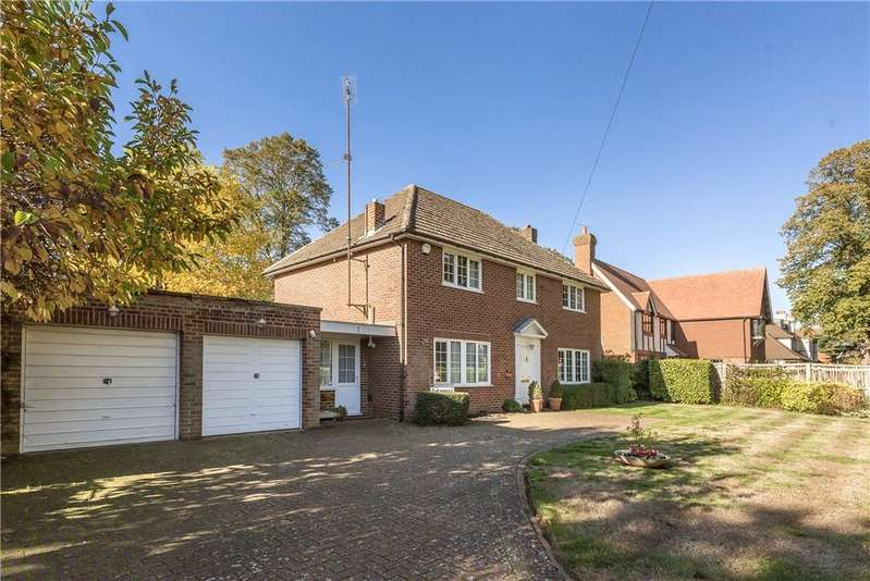 4 Bedrooms Detached House for sale in Maidenhead Court Park, Maidenhead, Berkshire, SL6