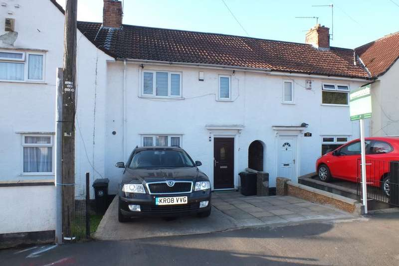 3 Bedrooms Terraced House for sale in Lichfield Road, St. Annes, Bristol