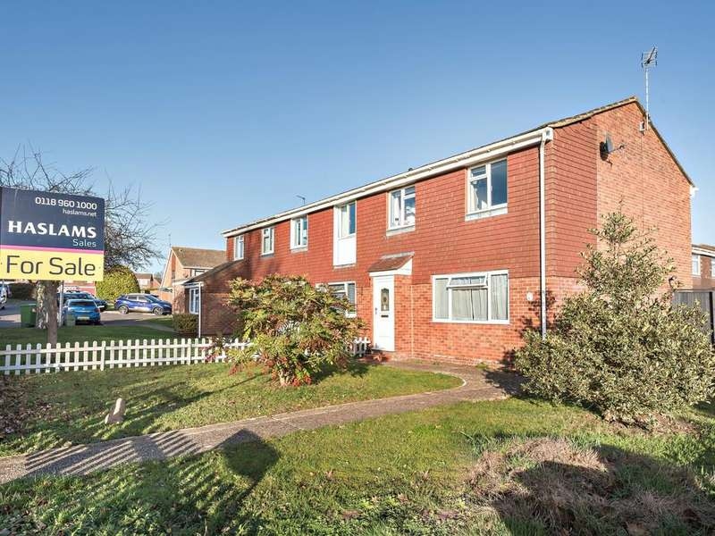3 Bedrooms Semi Detached House for sale in Dunoon Close, Calcot, Reading, RG31