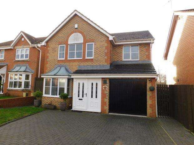 4 Bedrooms Detached House for sale in DEAN PARK, FERRYHILL, SPENNYMOOR DISTRICT