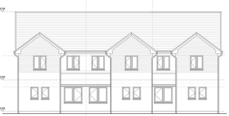3 Bedrooms End Of Terrace House for sale in Plot 13, off Osborne Drive, Kincardine FK10