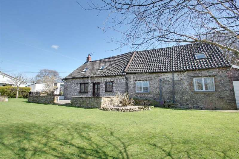 4 Bedrooms Cottage House for sale in Cwmoody, Pontypool