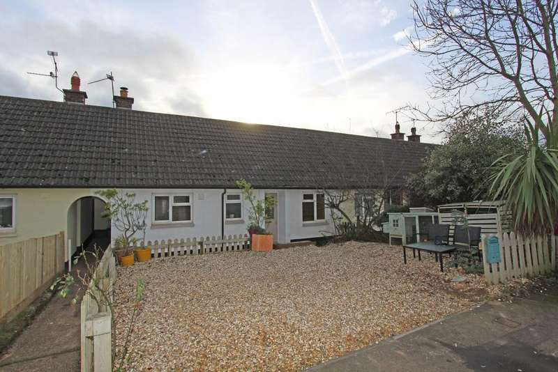 2 Bedrooms Terraced Bungalow for sale in South View, Westleigh, EX16