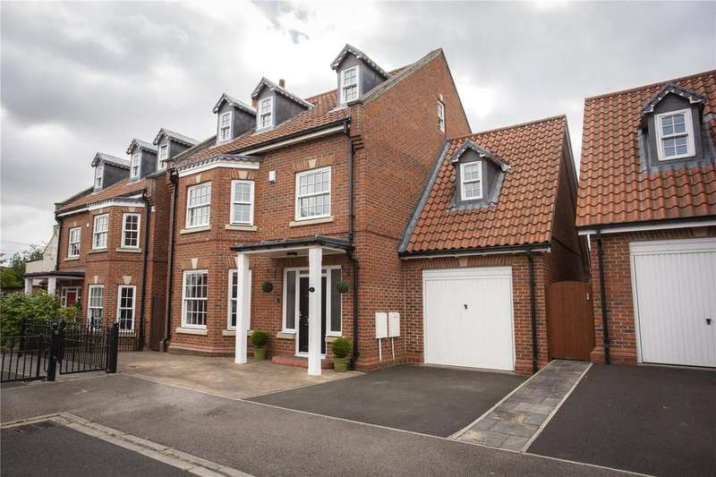5 Bedrooms Detached House for sale in Rymers Court, Darlington, County Durham, DL1