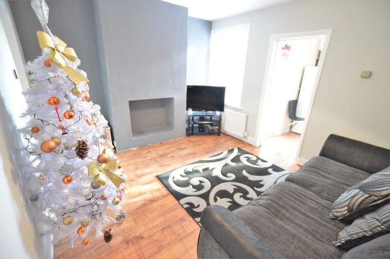 2 Bedrooms Terraced House for sale in Belgrave Road, Slough
