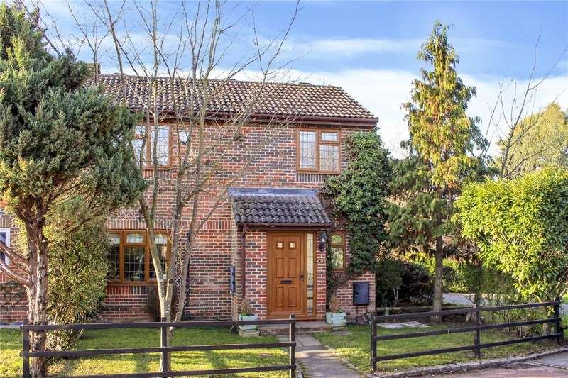 3 Bedrooms End Of Terrace House for sale in Batcombe Mead, Forest Park, Bracknell, RG12