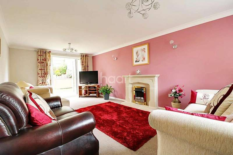 4 Bedrooms Detached House for sale in Fennel Close, Swindon, Wiltshire