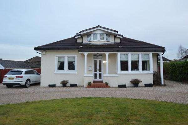 4 Bedrooms Detached Villa House for sale in Kirkintilloch Road, Lenzie, Glasgow, G66 4LB