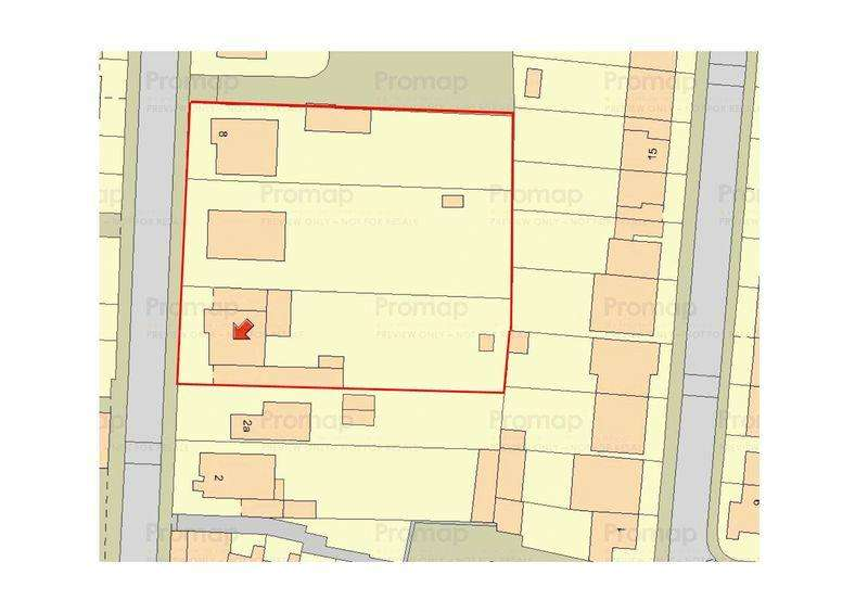 Land Commercial for sale in Arundel Road, Luton