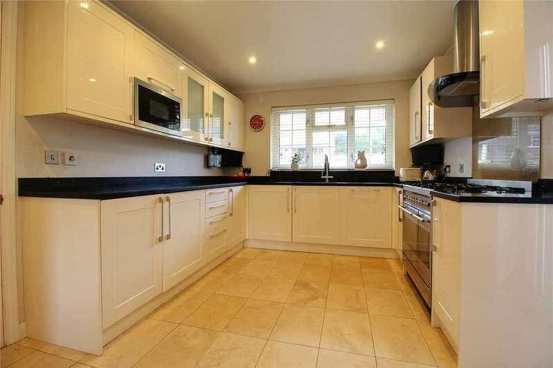 4 Bedrooms Detached House for sale in Fairway Avenue, Tilehurst, Reading, Berkshire, RG30