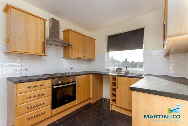 2 Bedrooms Apartment Flat for rent in Shepherd Road, St Annes FY8