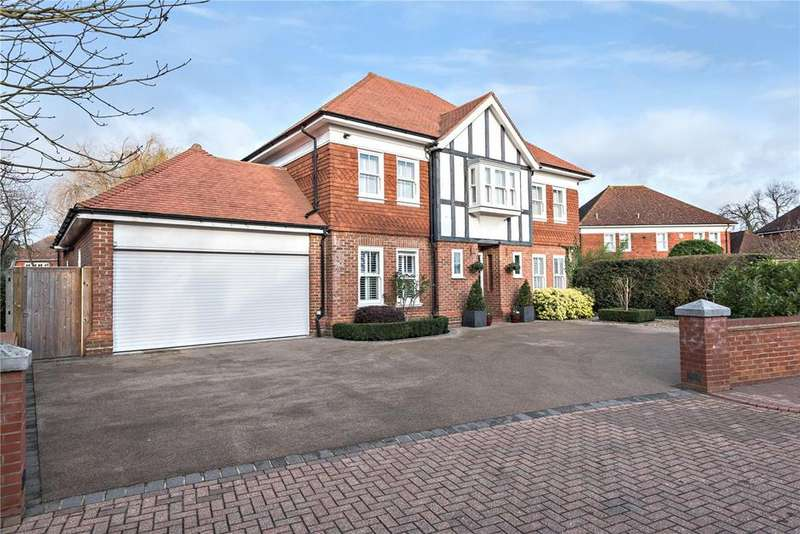 5 Bedrooms Detached House for sale in Queens Acre, Windsor, Berkshire, SL4