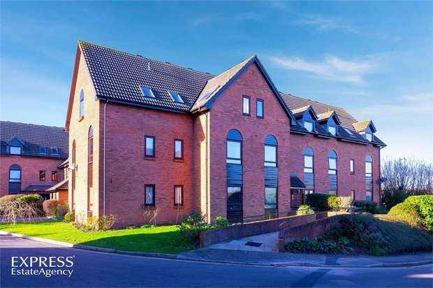 1 Bedroom Flat for sale in Ashridge Court, Newbury, Berkshire