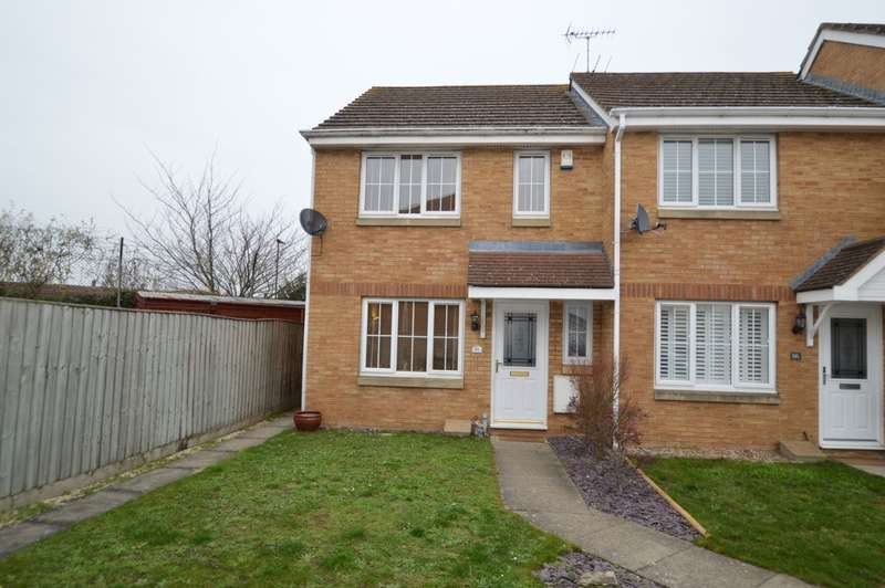 3 Bedrooms End Of Terrace House for sale in Blunden Drive, Langley, SL3