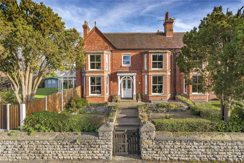 4 Bedrooms House for sale in 35 Sheinton Street, Much Wenlock, Shropshire, TF13