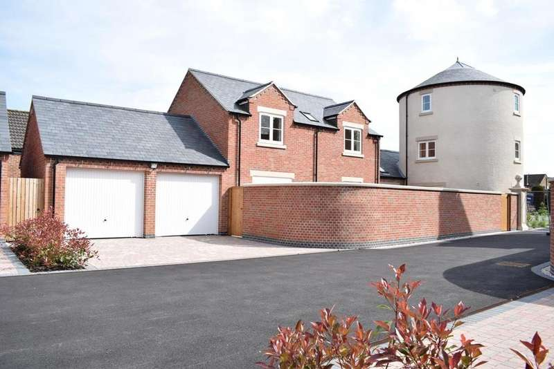 5 Bedrooms Detached House for sale in Main Street, Ullesthorpe, Lutterworth