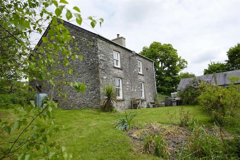 6 Bedrooms Smallholding Commercial for sale in Pumpsaint, Llanwrda