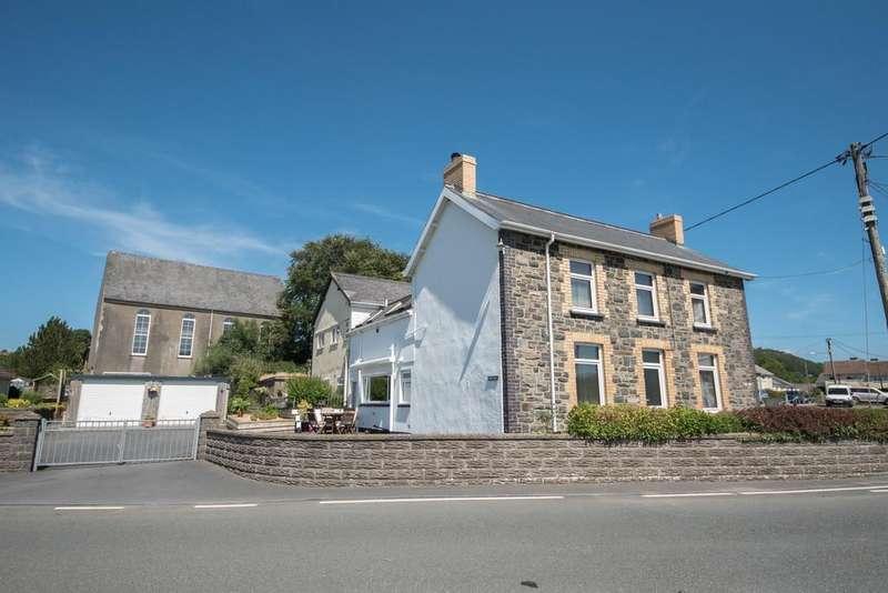 4 Bedrooms Detached House for sale in Pontrhydfendigaid