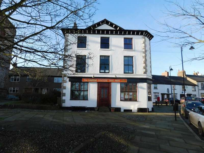 4 Bedrooms Detached House for sale in Market Place, Dalton-in-Furness, Cumbria LA15 8AZ