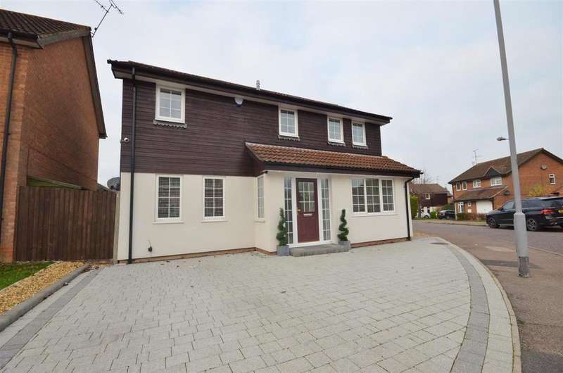 4 Bedrooms Detached House for sale in Evergreen Way, Barton Hills