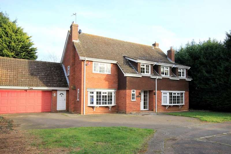 4 Bedrooms Detached House for sale in Oak Close, Westoning, MK45