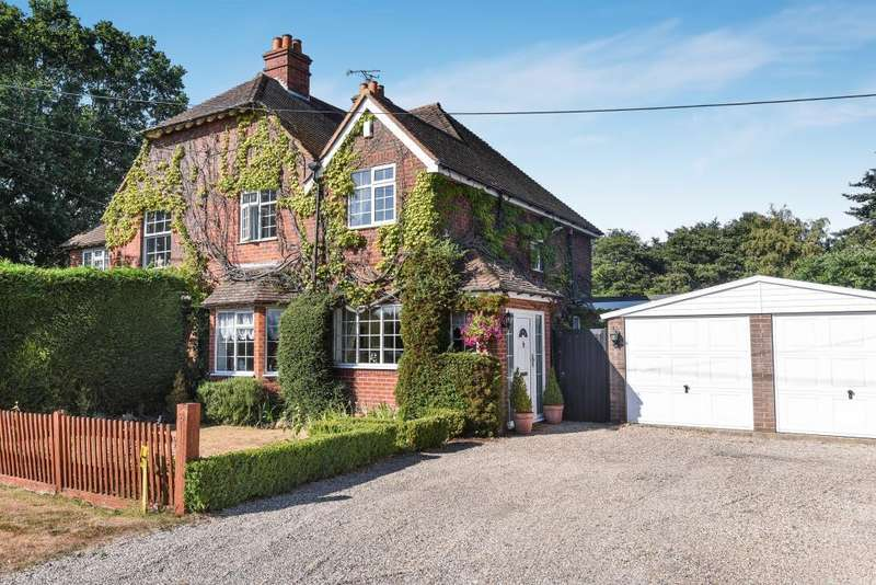 4 Bedrooms House for sale in Wigmore Lane, Theale, RG7