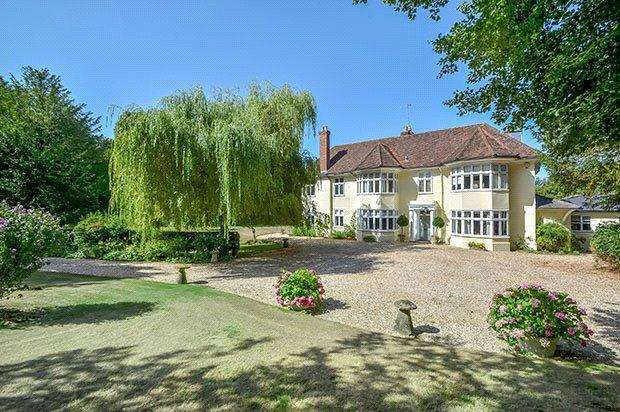 7 Bedrooms Detached House for sale in Church Lane, Twyford, Winchester, Hampshire, SO21