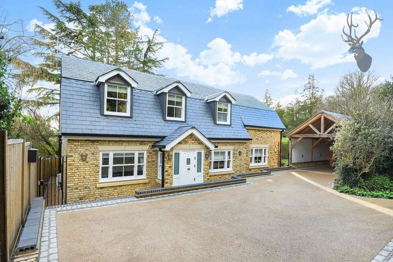 4 Bedrooms House for sale in Piercing Hill, Theydon Bois, CM16