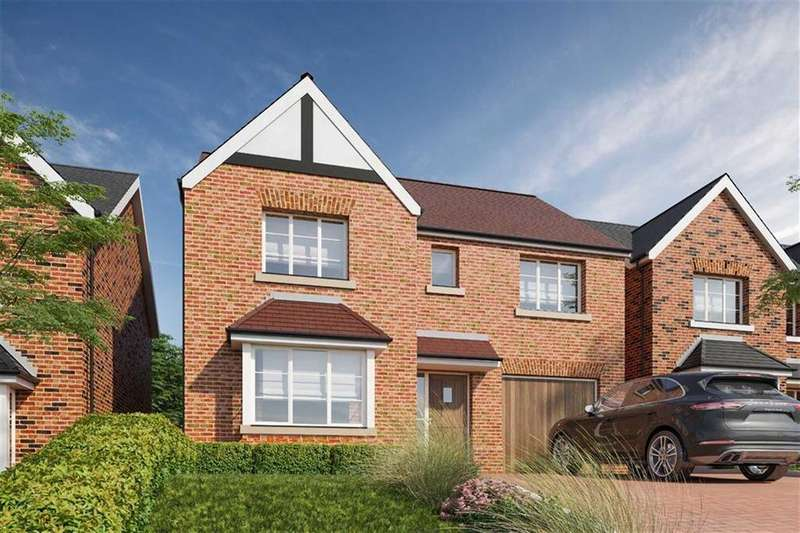 4 Bedrooms Detached House for sale in Orchard View, Loscoe Denby Lane, Denby