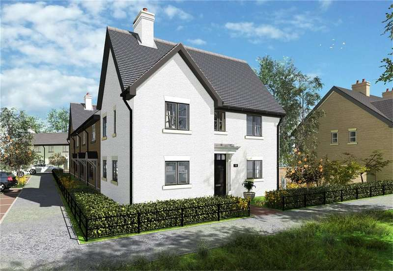 3 Bedrooms Link Detached House for sale in Stoneham Lane, Eastleigh, Hampshire, SO50