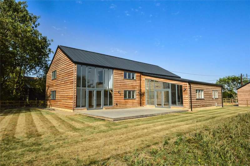 5 Bedrooms Detached House for sale in Blackmore Barns, Mill Green, Shudy Camps, Cambridgeshire, CB21