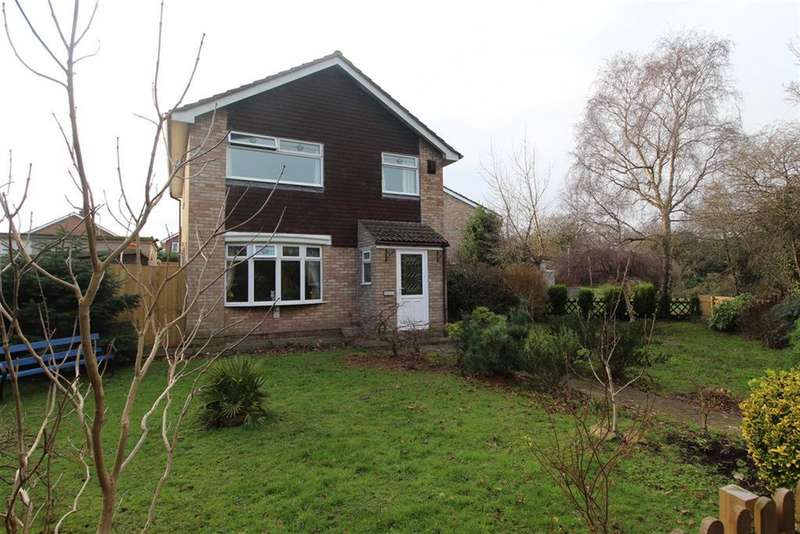 4 Bedrooms Detached House for sale in Cranwell Grove, Whitchurch, Bristol