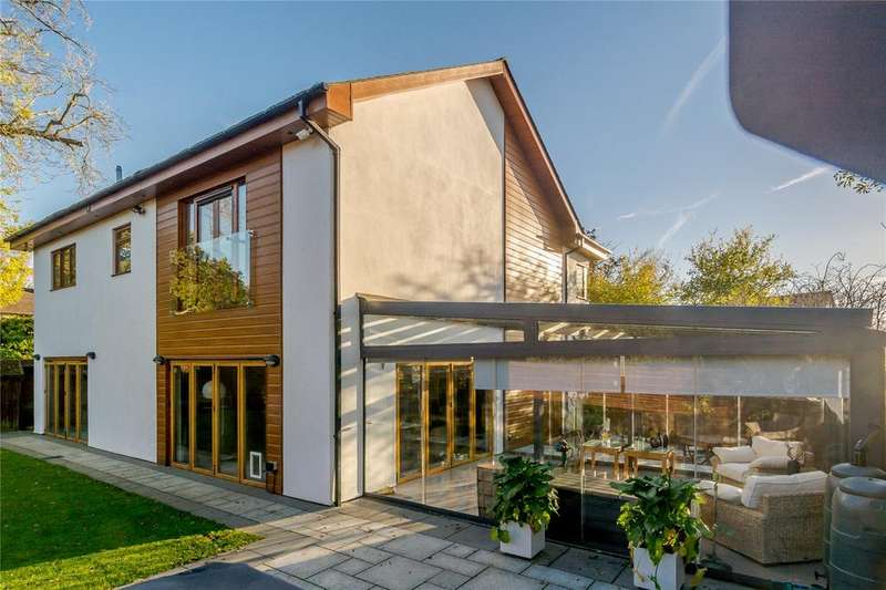 4 Bedrooms Detached House for sale in Little London, Andover, Hampshire