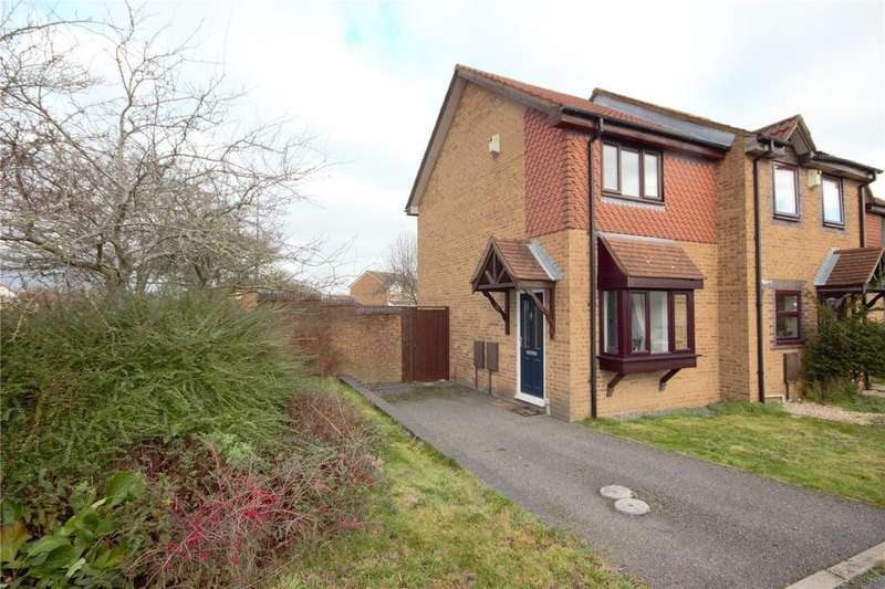 1 Bedroom End Of Terrace House for sale in Ellicks Close, Bradley Stoke, Bristol, BS32