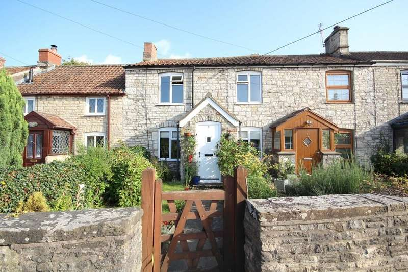 2 Bedrooms Terraced House for sale in Central village location in Bishop Sutton.