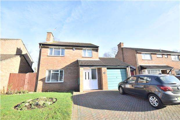 4 Bedrooms Detached House for sale in Bakersfield, Longwell Green, BS30 9YP