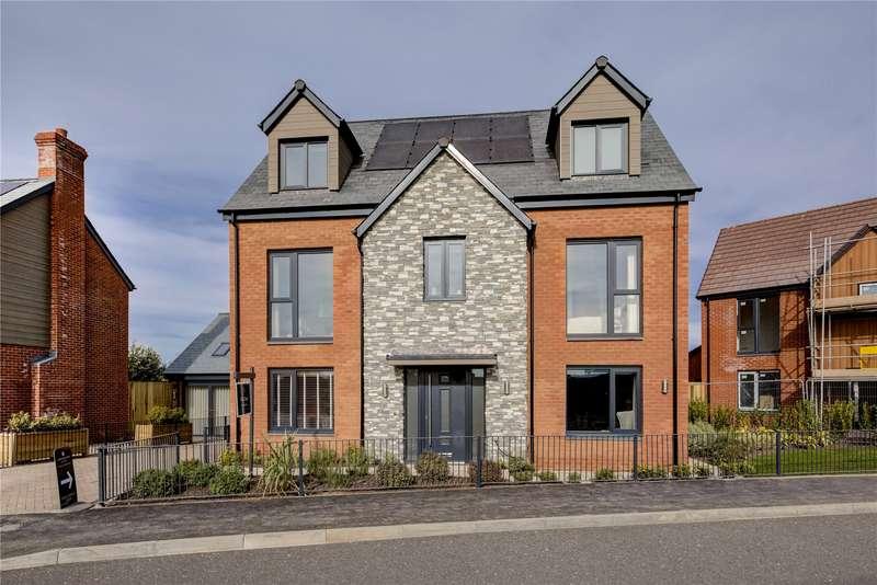 5 Bedrooms Detached House for sale in Exeter Road, Topsham, Devon