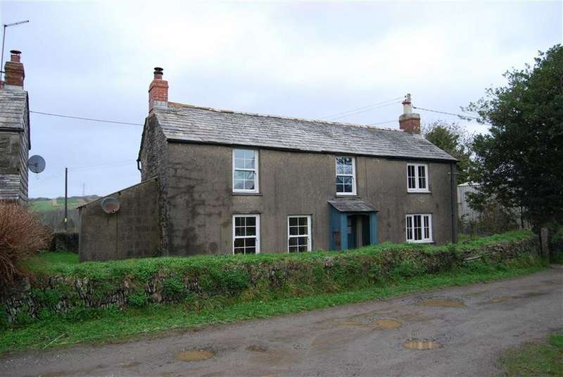 3 Bedrooms Detached House for sale in Bodwen Lane, Helland, Bodmin, Cornwall, PL30